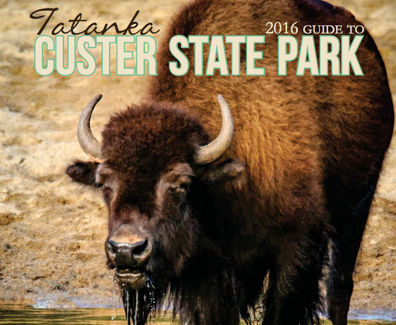 Tatanka Guide Cover
