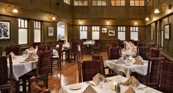State Game Lodge Dining