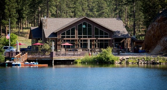 Legion Lake Lodge Dining