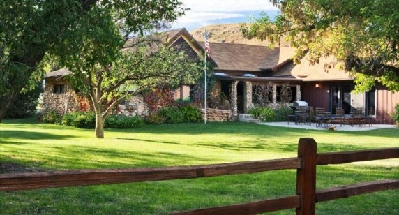Custer Ranch House
