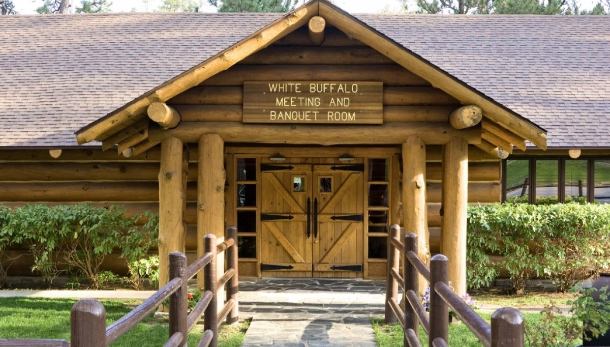 White Buffalo Room entrance