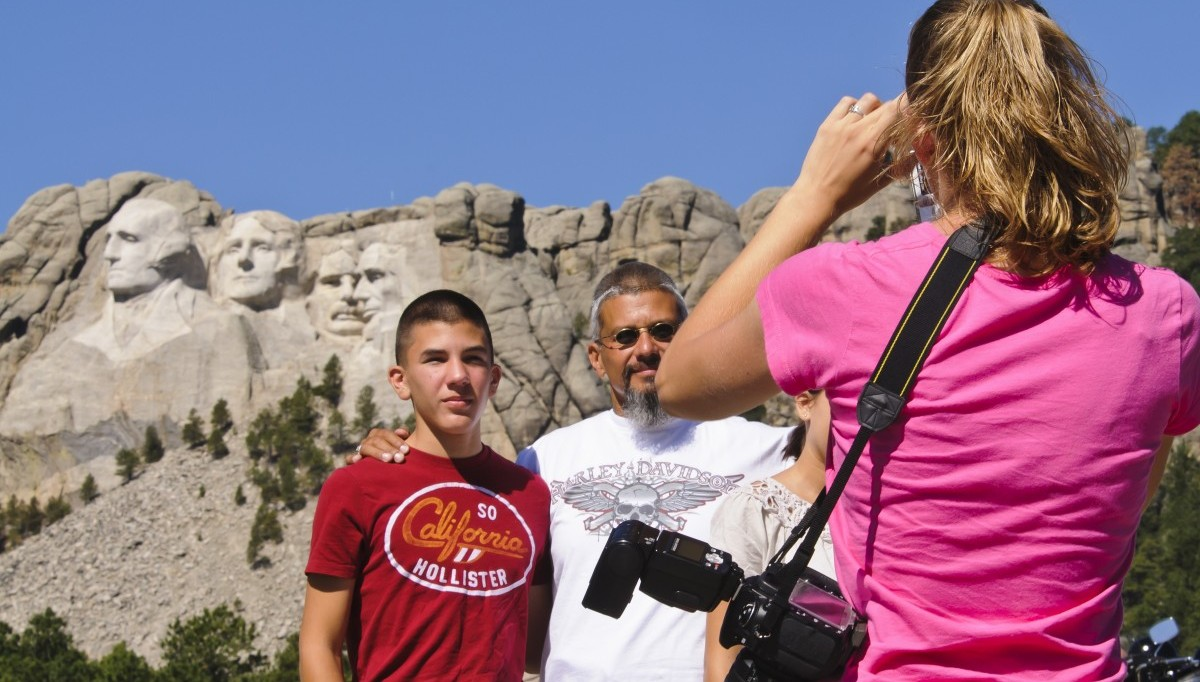 Bring your next family vacation to Mount Rushmore