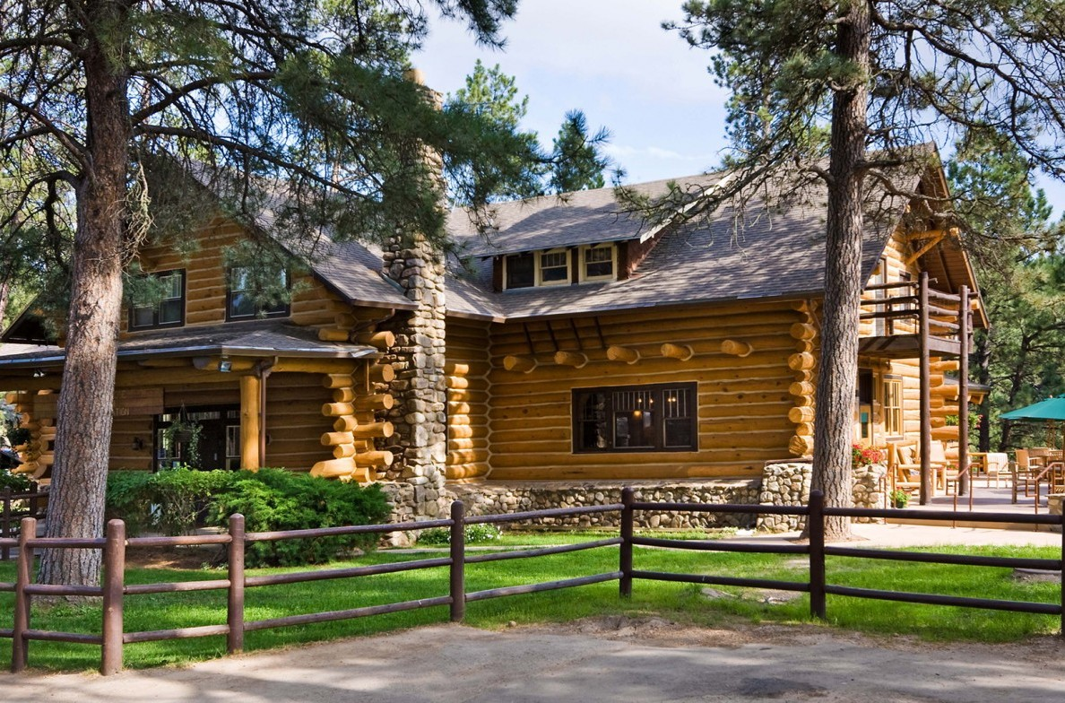 Blue Bell Lodge » Lodges & Cabins » Custer State Park Resort