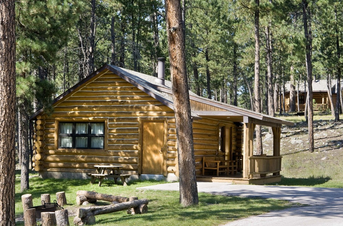 Blue Bell Lodge Cabin