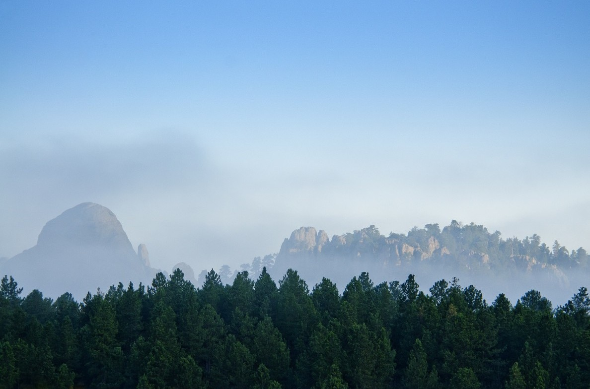 The black hills overview