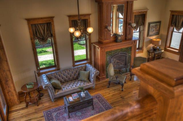 Rent the Historic Kleemann House in downtown city of Custer