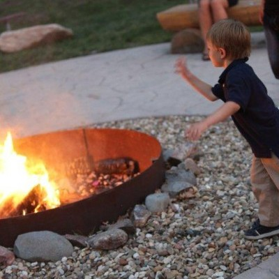 Group Fire Pit
